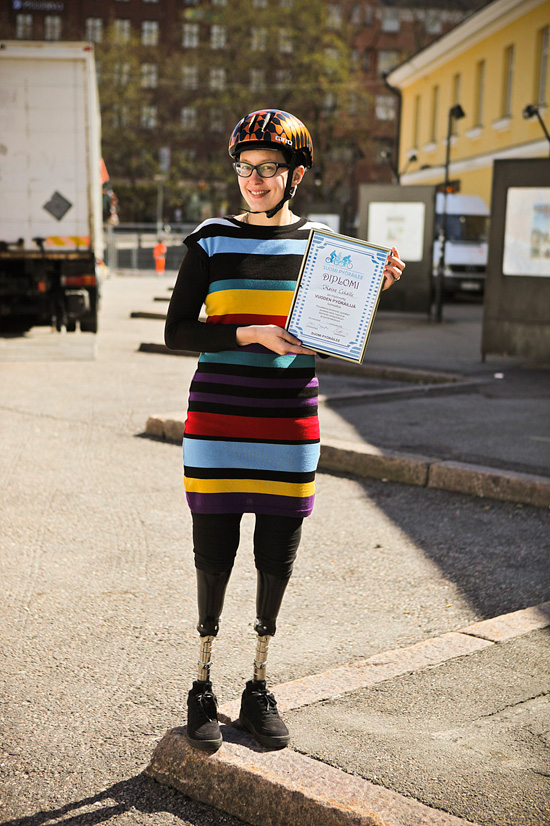 Kaisa Leka Cyclist of the Year